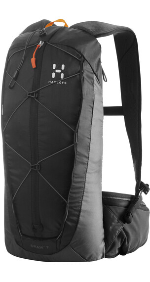 Haglöfs Gram 7 Backpack TRUE BLACK/MAGNETITE